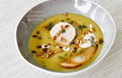 soupe des amoureux thermomix