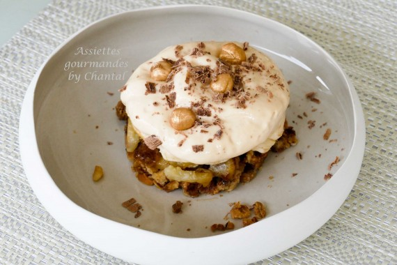 Recette Banoffee 3