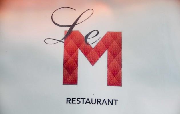 Restaurant Le M (1)
