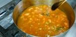 recette bisque de langoustines (15)
