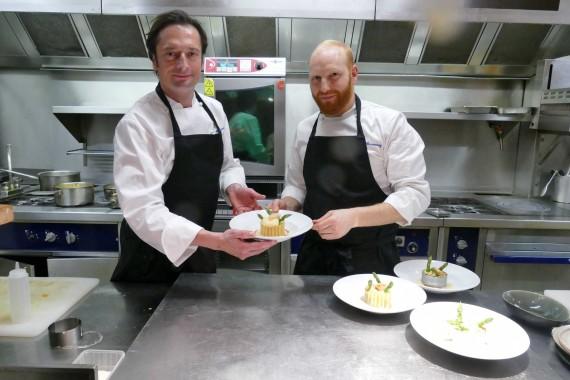 recette restaurant Le M Bordeaux (94)