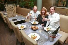 recette restaurant Le M Bordeaux (95)