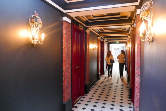 Hotel Saint James Paris (7)