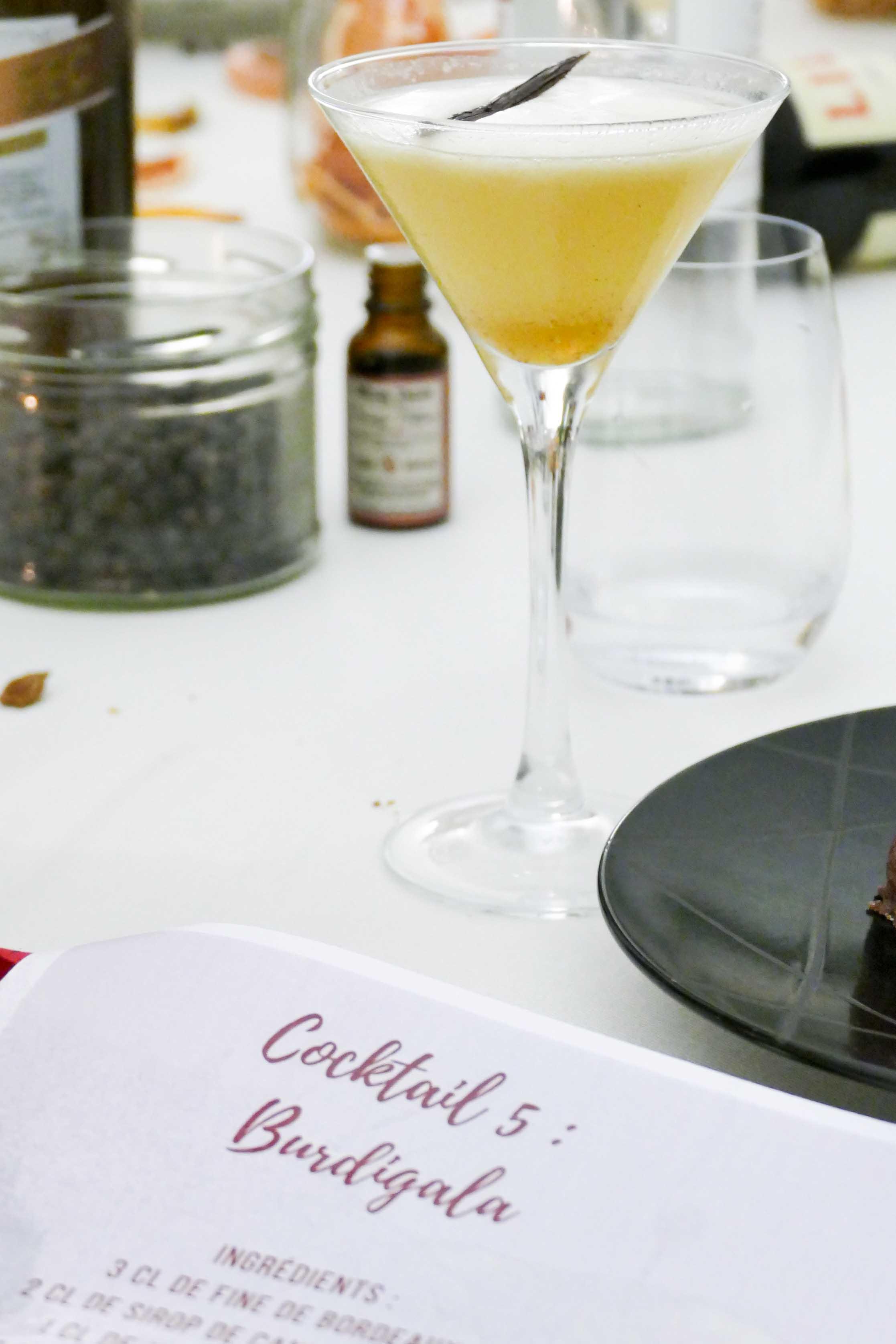 diner mixologie cocktail le Gabriel Bordeaux (13)