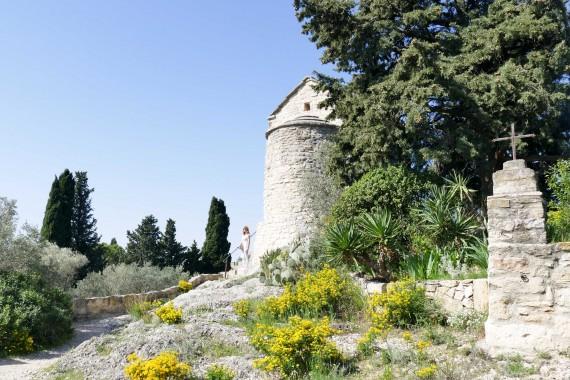 Abbaye Saint-André Villeneuve les Avignon (1)