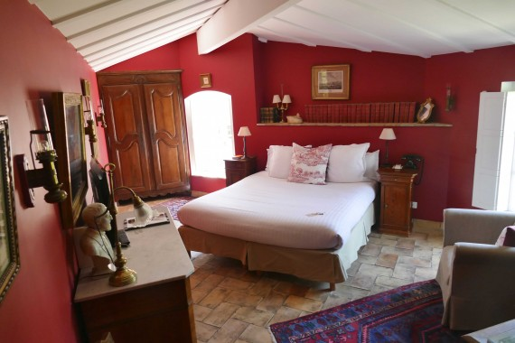 Hôtel le Clair de la Plume Grignan (19)