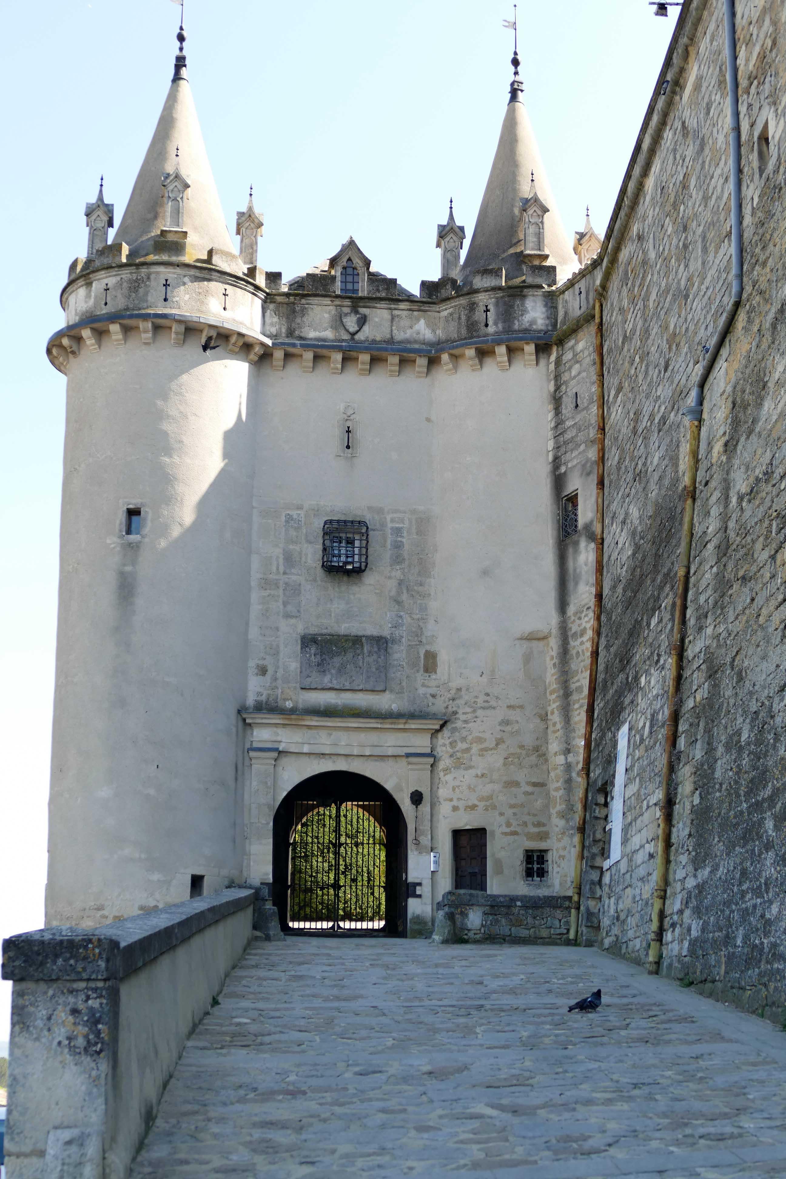 Hôtel le Clair de la Plume Grignan (34)