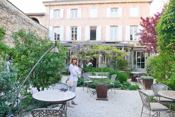 Hôtel le Clair de la Plume Grignan (6)