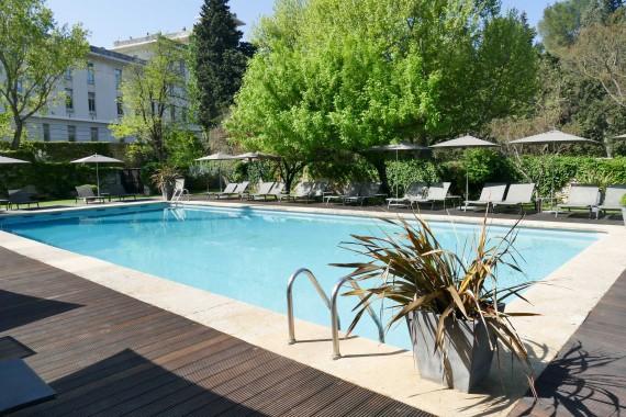 piscine le Prieuré