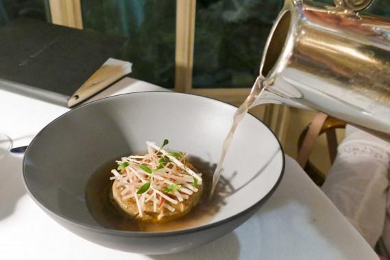 restaurant le Clair de la Plume Grignan (16)