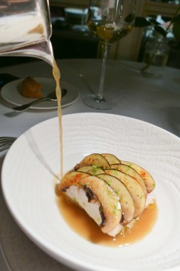 restaurant le Clair de la Plume Grignan (21)