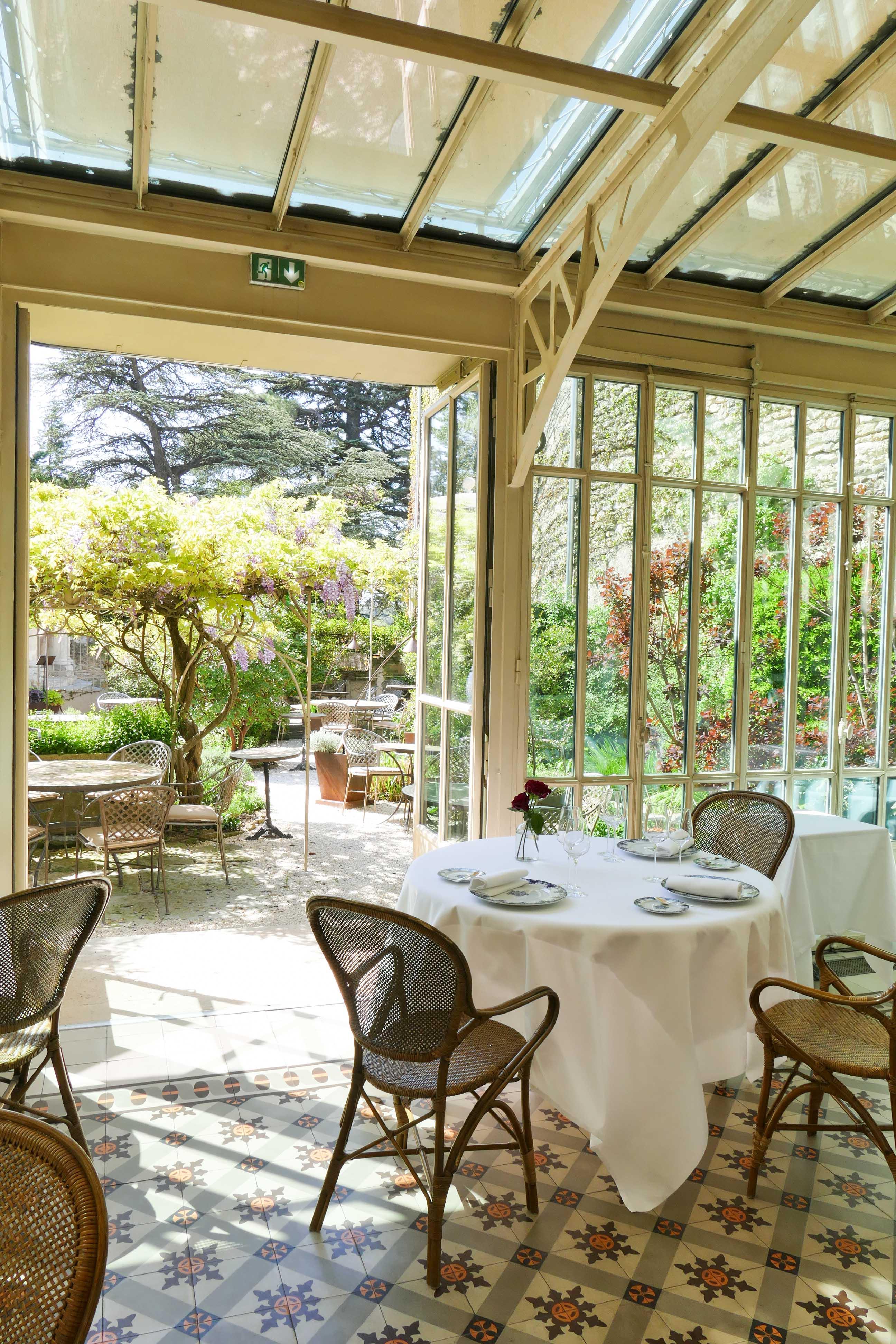 restaurant le Clair de la Plume Grignan (45)