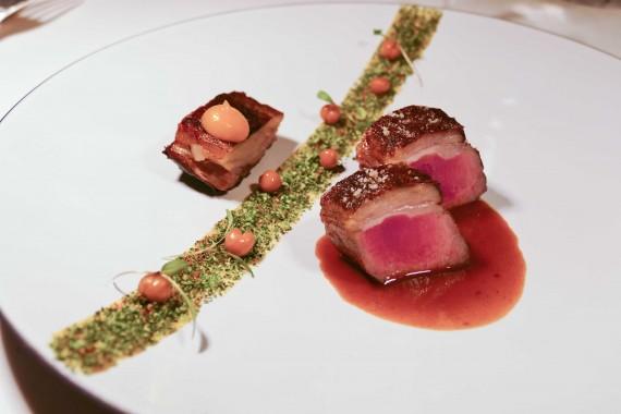 restaurant le Clair de la Plume Grignan (66)