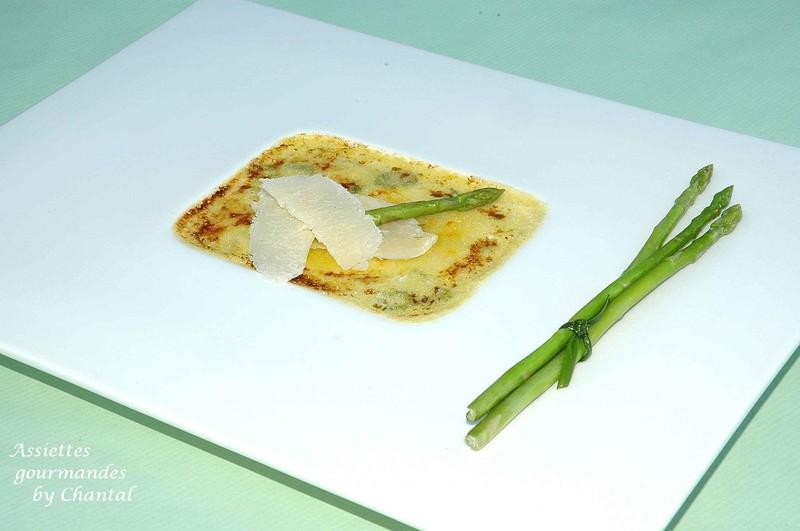 Recette asperge, recettes avec des asperges