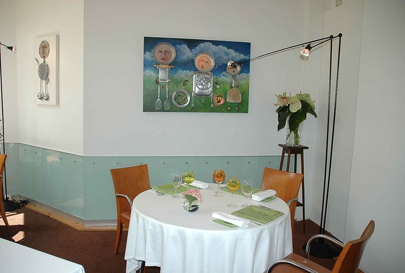 Déjeuner au Pavillon des Boulevards à Bordeaux