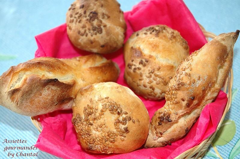 Semaine spéciale Cordeillan-Bages: ...mon 1er pain!
