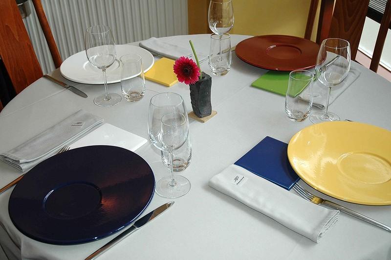 Déjeuner chez Jacques Decoret à Vichy