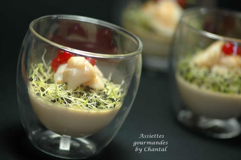 Foie gras et Saint-Jacques... Vite, vite, une dernière idée pour les fêtes!