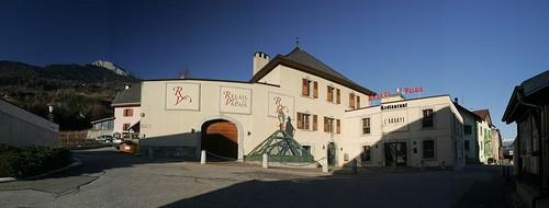 Restaurant de l 'Abbaye, Vetroz , Suisse