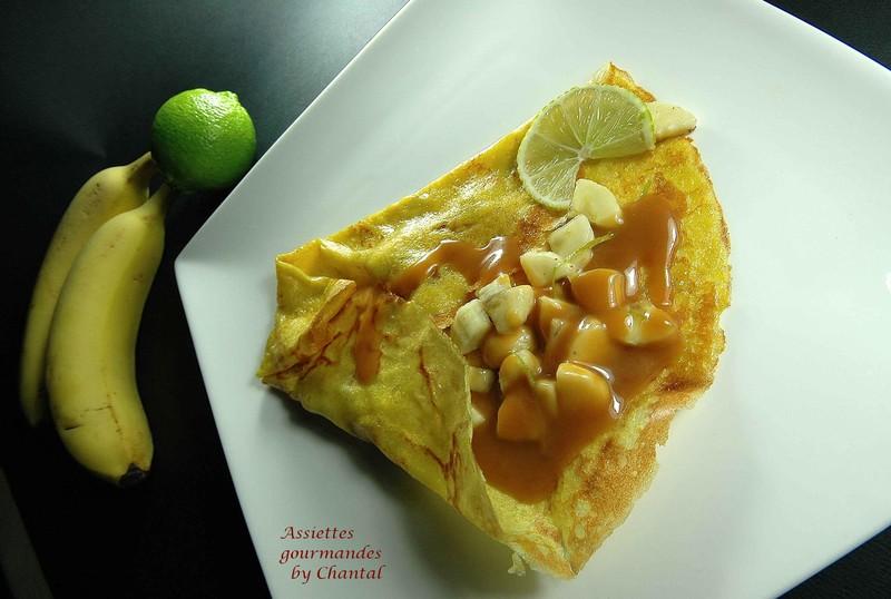 Bientôt la Chandeleur: la recette des crêpes sauce caramel au beurre salé et citron vert selon Christophe Felder