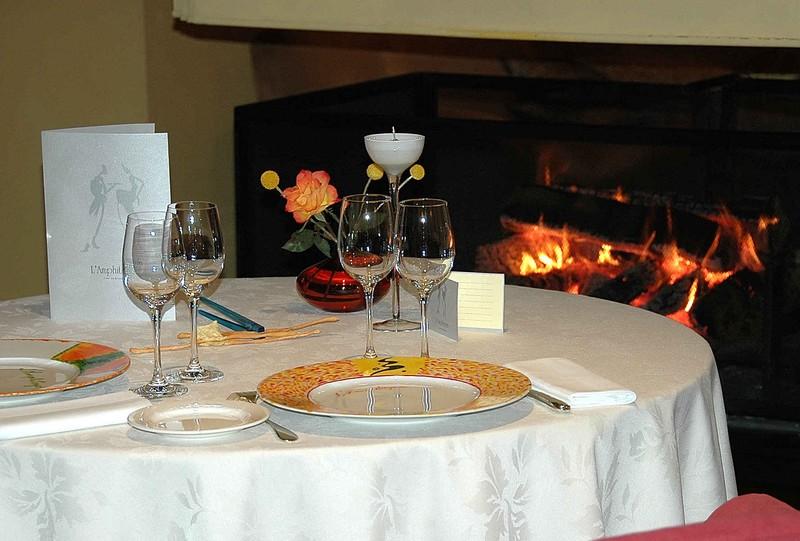 Restaurant gastronomique l'Amphitryon, 2 étoiles Michelin, à Colomiers près de Toulouse
