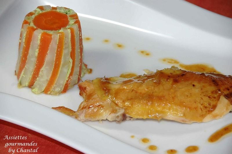 La meilleure recette de poulet rôti... selon Julie Andrieu qui s'invite chez vous!