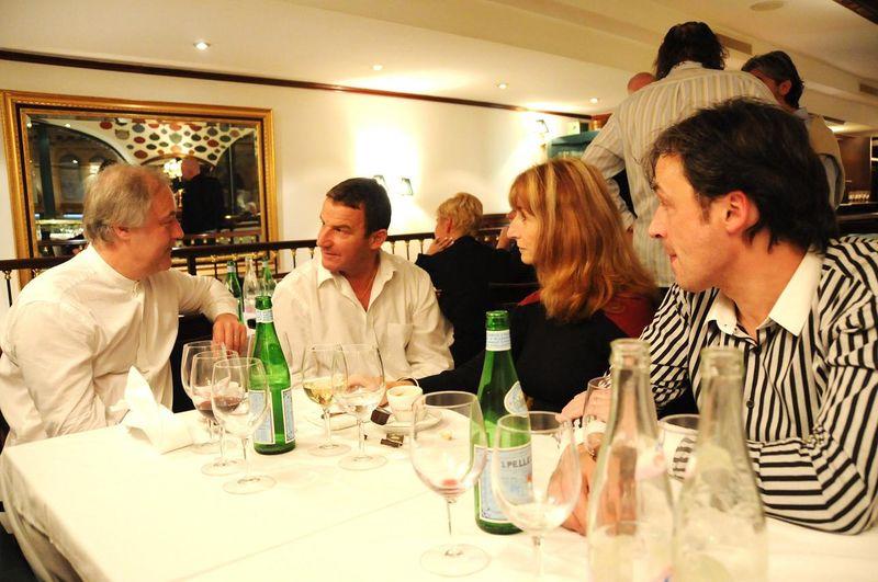 Cuisine moléculaire à Gastronomia... le jour où j'ai diné avec Hervé This et Jacques Décoret...