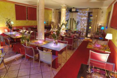 """Déjeuner au restaurant """"Le Tamarillos"""", à Montpellier"""