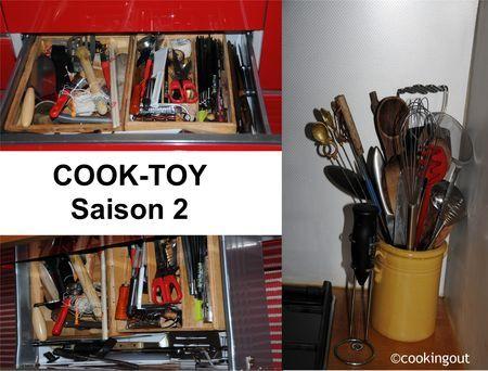 Et un cook toy de plus, un!
