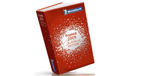 Michelin 2009: toutes les étoiles