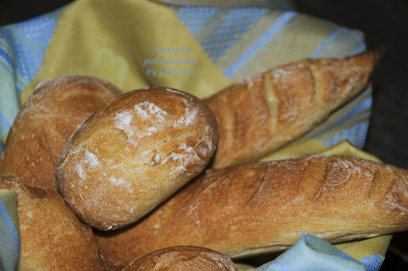 MAP... utilisation pour un 1er pain blanc