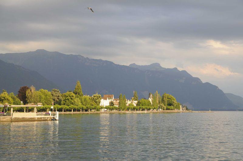 Nouveau diner chez Denis Martin à Vevey (Suisse)