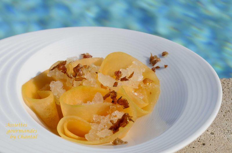 Recette melon, recettes avec du melon