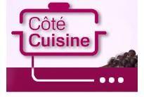 Emission Coté cuisine sur France 3: avec Julie Andrieu, Michel Portos... et Chantal!