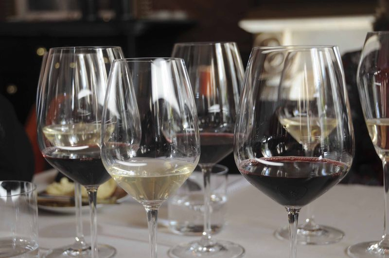Wine dinner au Pressoir d'Argent avec le Château Palmer