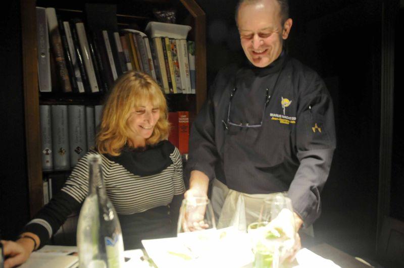 Dans les cuisines de JG Klein... et une de ses recettes en bonus!