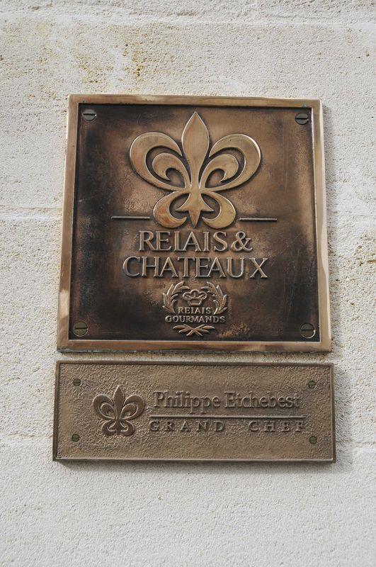 Déjeuner chez Philippe Etchebest à l'Hostellerie de Plaisance, Saint-Emilion (2 étoiles Michelin)