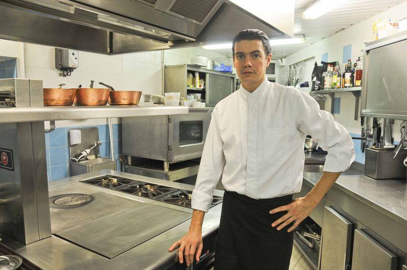 Restaurant Ducoté cuisine à Boulogne (1 étoile Michelin)