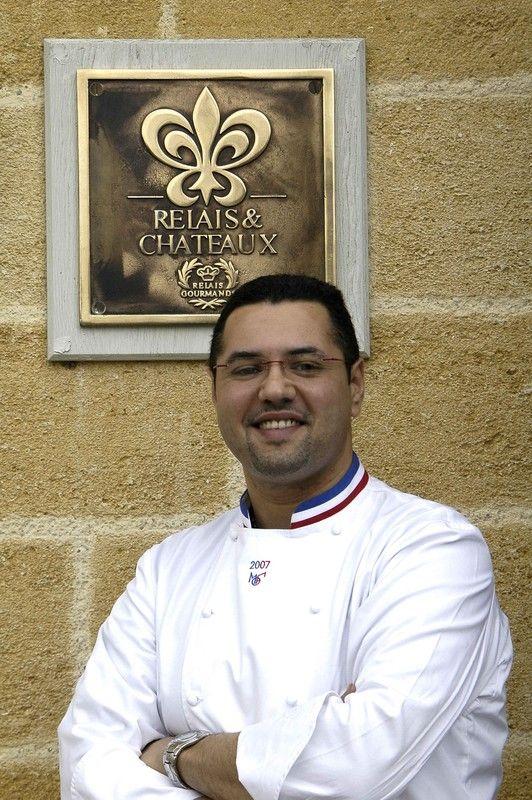 Premier repas à Cordeillan Bages, chez Jean Luc Rocha