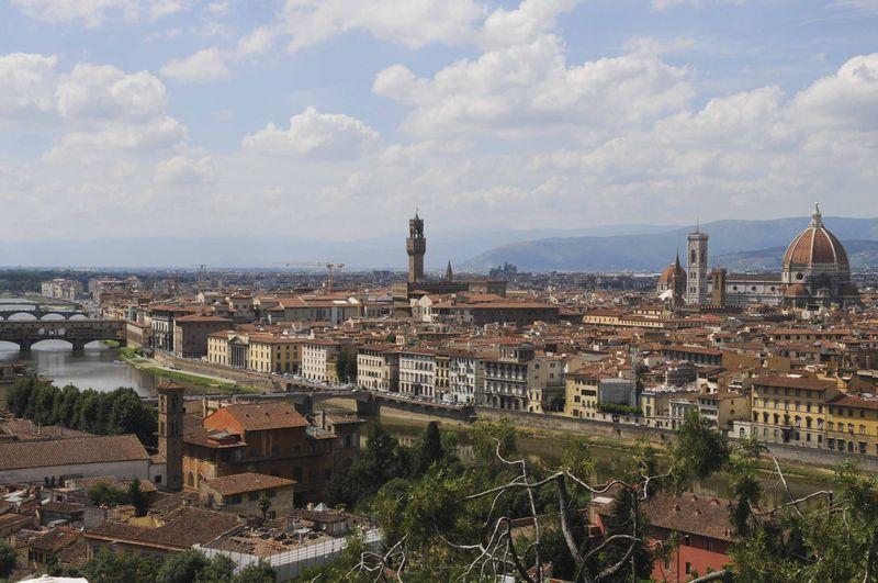 Diner au Ristorante il Sole (1*Michelin) à Bologne (Italie) et petit tour à Florence...