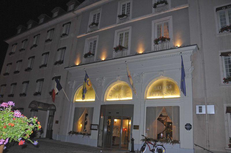 "Dîner au restaurant ""Les Terrasses d'Uriage"", chez Christophe Aribert (2* Michelin)"
