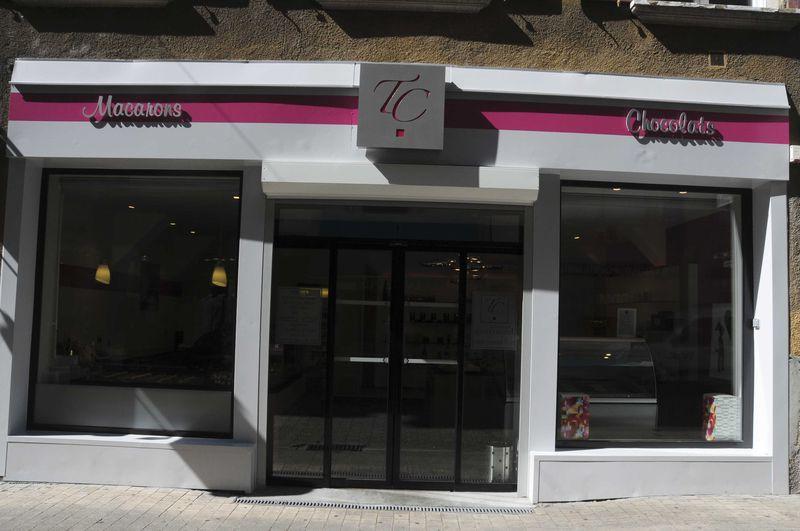 Pâtisserie l'Instant Gourmand à Grenoble, Thierry Court
