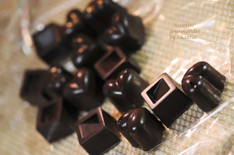 Faire ses chocolats de Noël maison
