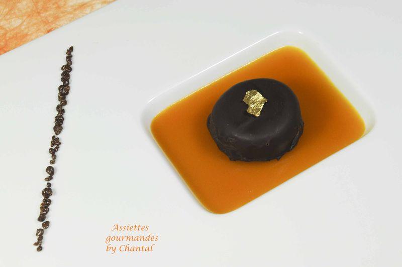 Sweet Marx: chocolat caramel passion-nément!
