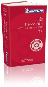 Toutes les étoiles du Guide Michelin 2011