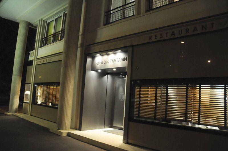 Dîner chez Jean Luc Tartarin (1 étoile Michelin) au Havre