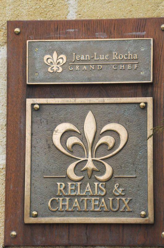 Déjeuner chez Jean-Luc Rocha, à Cordeillan Bages