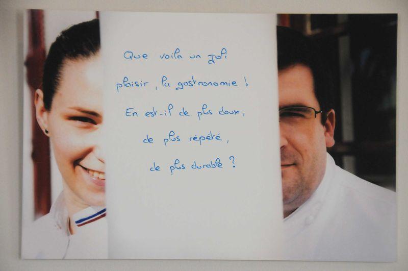 Déjeuner au restaurant Les Rosiers à Biarritz, 1 étoile Michelin