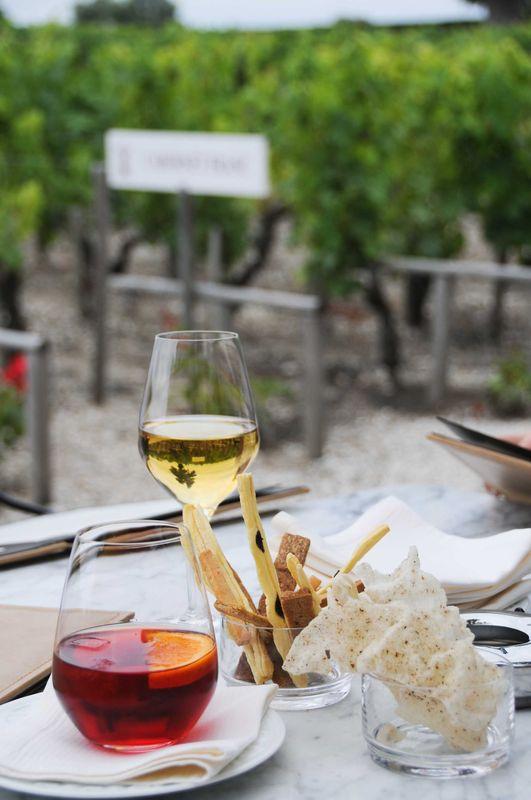 Cordeillan Bages: un déjeuner chez Jean Luc Rocha pour un anniversaire pas comme les autres!