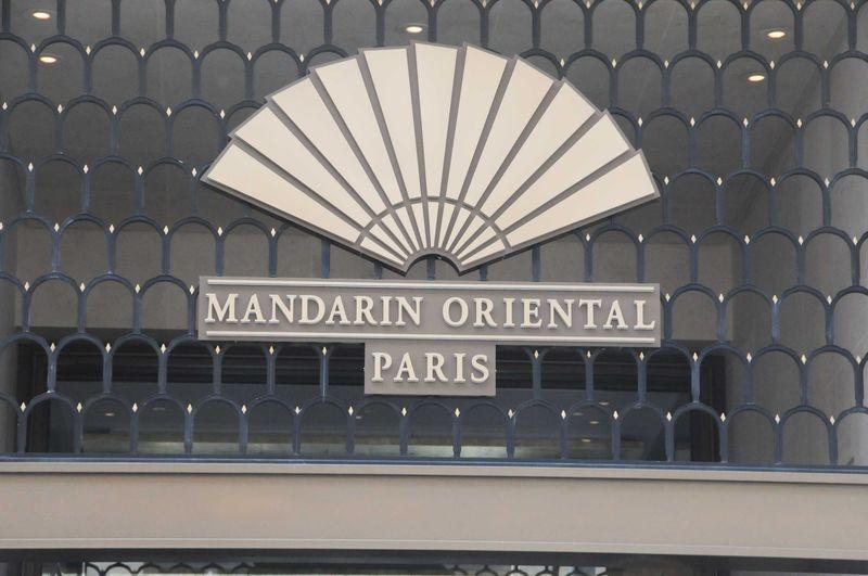 J'ai déjeuné chez Thierry Marx au Mandarin Oriental: Restaurant Sur Mesure